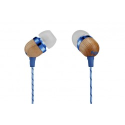Marley Smile Jamaica \\ Auricolari in-ear - jack 3,5mm - Denim