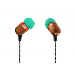Marley Smile Jamaica \\ Auricolari in-ear - jack 3,5mm - Rasta