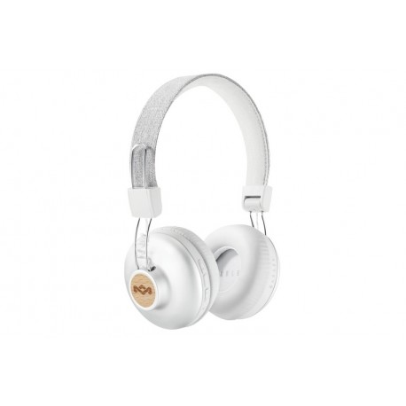 Marley Positive Vibration 2 BT \\ Cuffie on-ear - Bluetooth - Silver