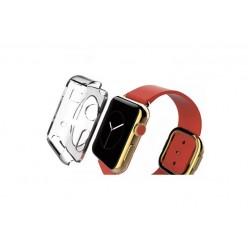 Fine&Dandy Plasma - Apple Watch 38mm \\ Guscio protettivo - Clear