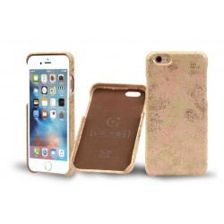 Graffi Cover - iPhone 7 Plus \\ Hard case - Sand rose gold