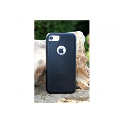 iNature Soft iPhone 7 Plus - Black \\ Custodia biodegradabile