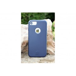 iNature Soft iPhone 7 Plus - Blue \\ Custodia biodegradabile