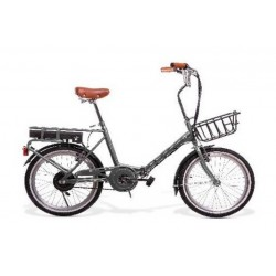 e-bike F-Line F3 \\ Shining Grey