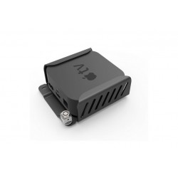 APPLE TV 3RD GEN SECURITY MOUNT WITH KEYED CABLE LOCK