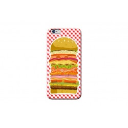 Burger soft case for iPhone 6