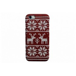 Winter soft case for iPhone 6