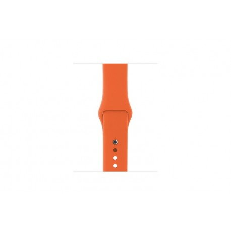 Cinturino Sport 38mm Apple Watch - CONFEZIONE APERTA \\ Papaya in fluoroelastomero