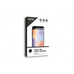 Tunit Tempered Glass - iPhone 8/SE \\ Vetro Protettivo 0,2mm