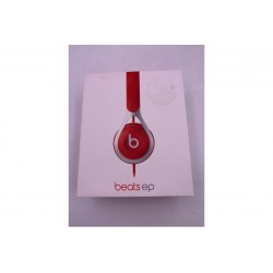 Beats EP - CONFEZIONE APERTA\\ Cuffie on-ear - jack 3,5mm - Rosso