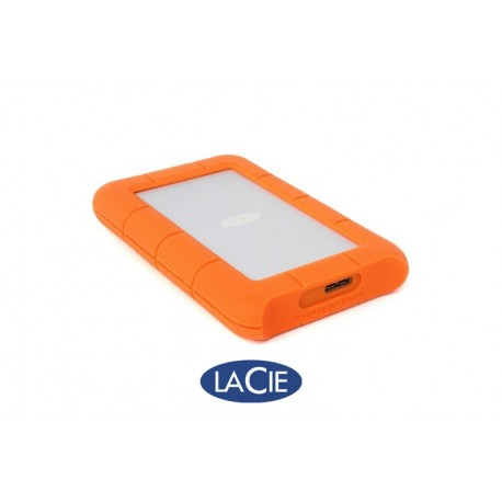 LaCie Rugged Mini - 2TB \\ USB 3.0
