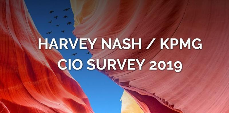 KPMG e Harvey Nash ricerca CIO Survey 2019
