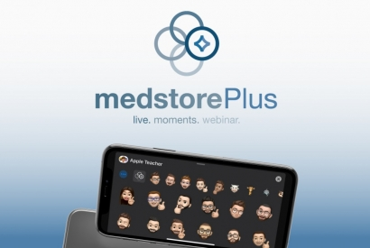 NASCE MED STORE PLUS: LIVE, MOMENTS, WEBINAR