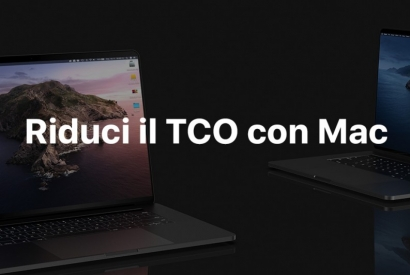 IBM sceglie Mac per abbattere il TCO (Total Cost of Ownership) del comparto IT